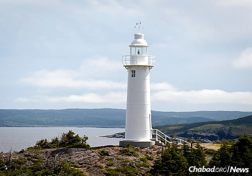 King's Cove Head Lighthouse in the province of Newfoundland and Labrador (Photo: Wikimedia Commons)