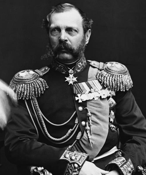 Czar Alexander II