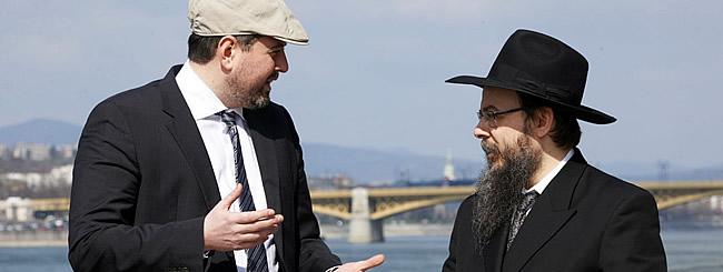 February 2017: The Jewish Neo-Nazi and the Chabad Rabbi