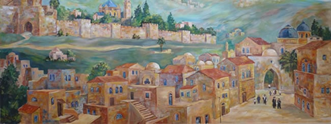 Jewish History: The Liberation of the Old City