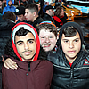 'Energy in the Air' as Thousands of Teens Pack Times Square