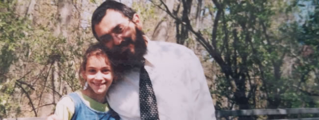 Daddy's Strength, His Tefillin and His Fight Against Cancer