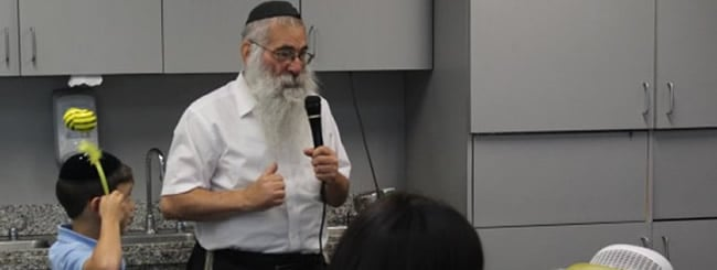April 2017: Rabbi Menachem Rodal, 68, Known to Students as 'Rabbi Nature'