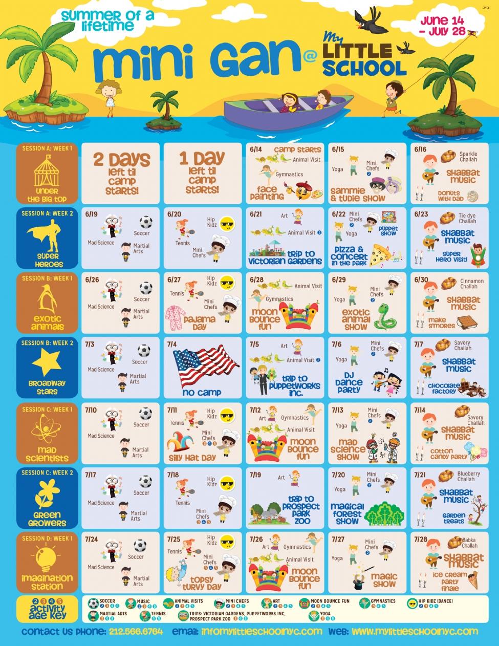 Calendar Ideas For May : June calendar theme ideas