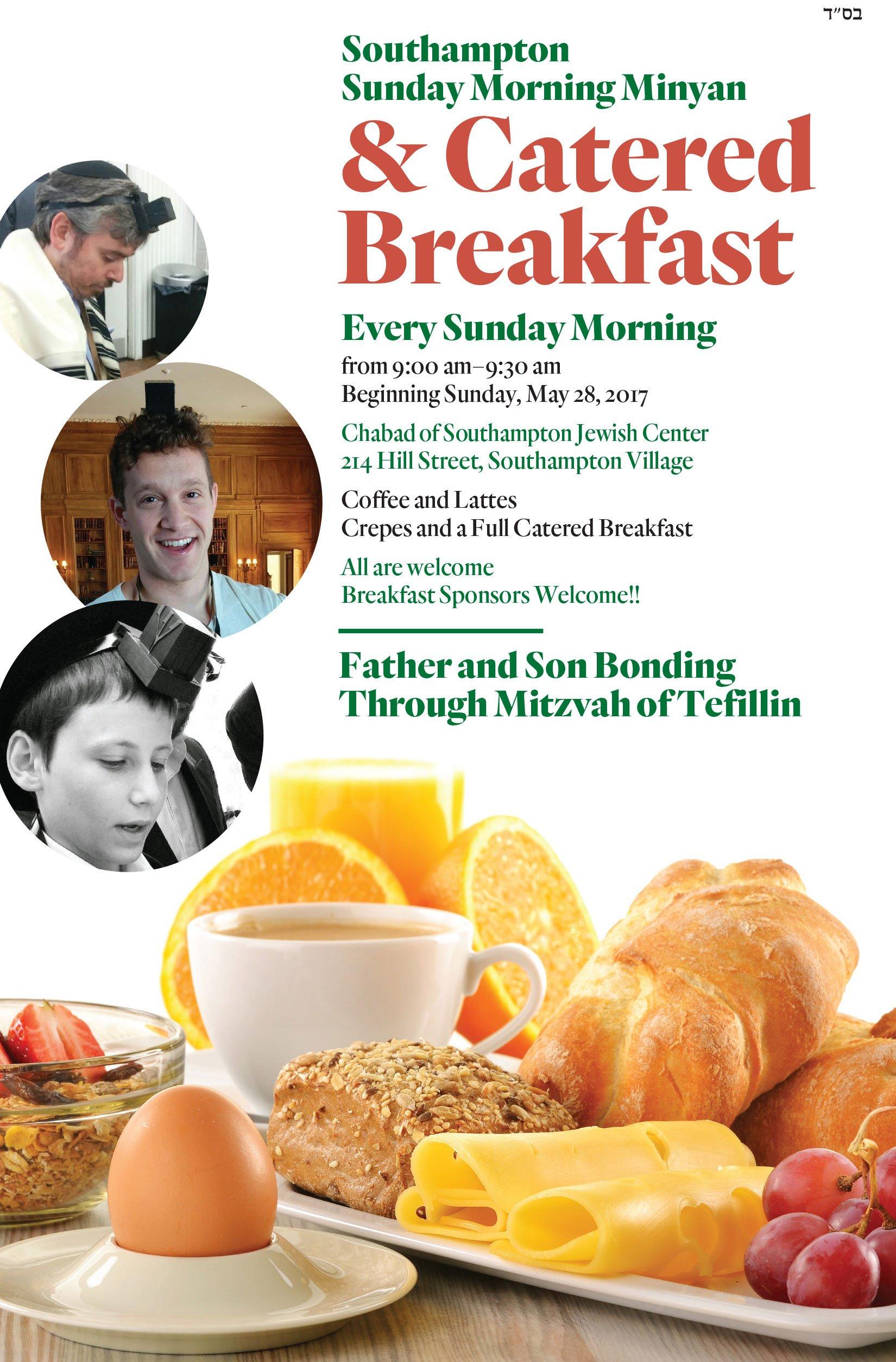 Bird Food: Sunday Morning Breakfast |Sunday Morning Breakfast
