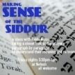 Making Sense of the Siddur