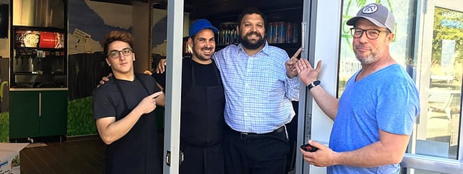 Going Kosher at Arizona State: New Eatery's an Instant Draw
