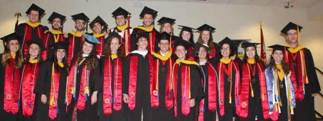 Jewish News: First Alternative Graduation for Sabbath-Observant at Maryland
