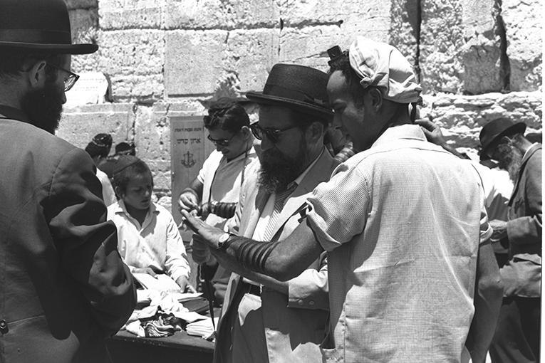 Phot: Israel National Archive