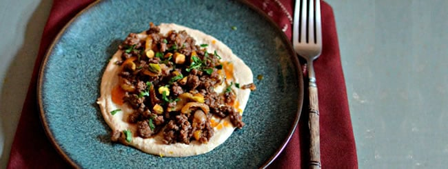 Cook It Kosher: Fragrant Turkish Spiced Lamb with Apricots and Pistachios