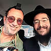 Uber Driver in Brazil Opens the Door for Rabbi After Rabbi