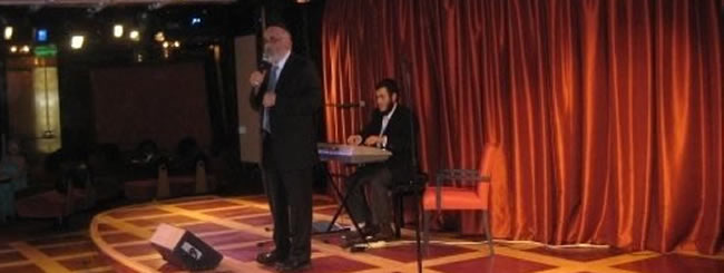 Singing Rabbi's Dream: To Spread the Rebbe's Teachings Through Music