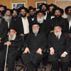 Tel Aviv Emissaries Mark Rabbi Yisrael Meir Lau's 80th Birthday