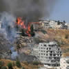 Raging Fires in Safed, Israel, Leave Families Homeless