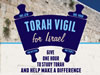 Torah Study for Israel's Protection