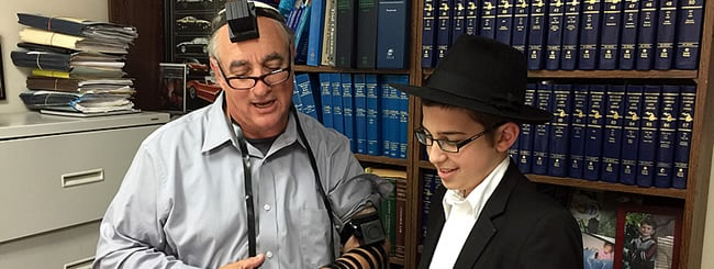 July 2017: In Eight Weeks, Detroit-Area Students Wrap Tefillin With 1,350