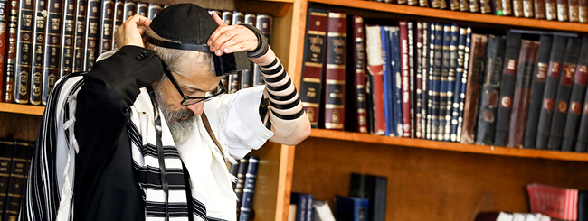 August 2017: Despite Difficulty, Venezuela Rabbi Reaches New York
