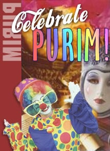 Celebrate Purim 1