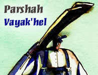 Torah Portion: Vayakhel