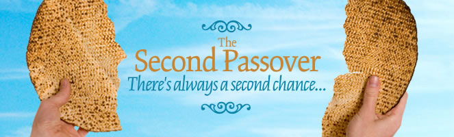 Pesach Sheni - The Second Passover