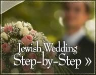Jewish Wedding—Step by Step