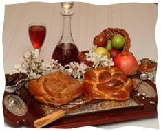 Weaving Round Challah - Kosher Recipes & Cooking
