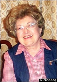 Mrs. Risya Posner