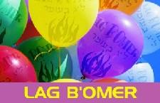 Lag Bomer Balloons (icon)