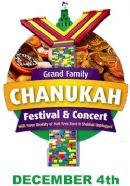 Chanukah Festival and Concert