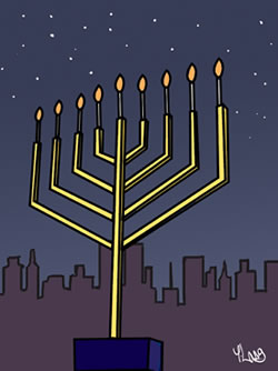 How To Light The Menorah How To Chanukah Hanukkah