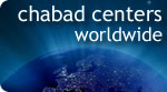 Worldwide Chabad Centers