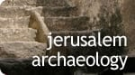 Jerusalem Archaeology