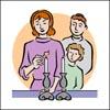 La famille juive
