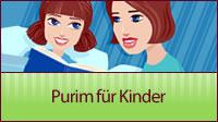 Purim für Kinder