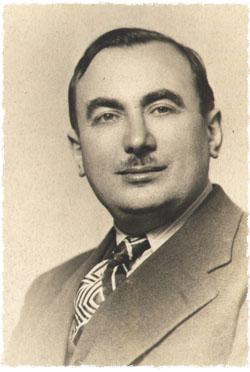 David Bezborodko (circa 1941)