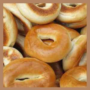 Teffiln bagel brunch