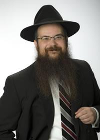Rabbi Shais Taub