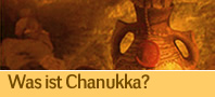 Was ist Chanukka?