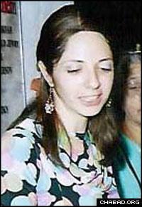 Rivka Holtzberg
