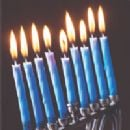 Calgary Community Menorah Lighting