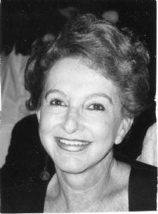 Mrs. Anita Kaufman
