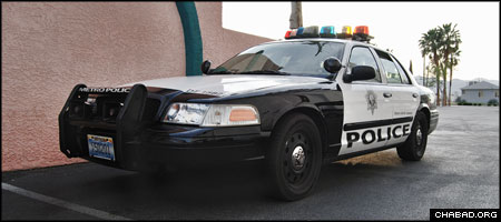 A Las Vegas Metro Police Department cruiser (Photo: Flickr/Roadside Pictures)
