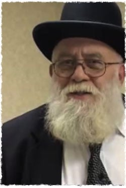 Rabbi Noach Weinberg of blessed memory