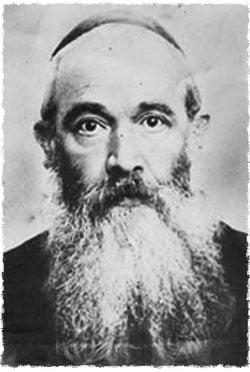 Rabbi Yitzchak Matisyahu Weinberg, father of Rabbi Noach