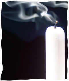 The Unlit Candle - Seeking Wholeness After the Loss of A Baby ...