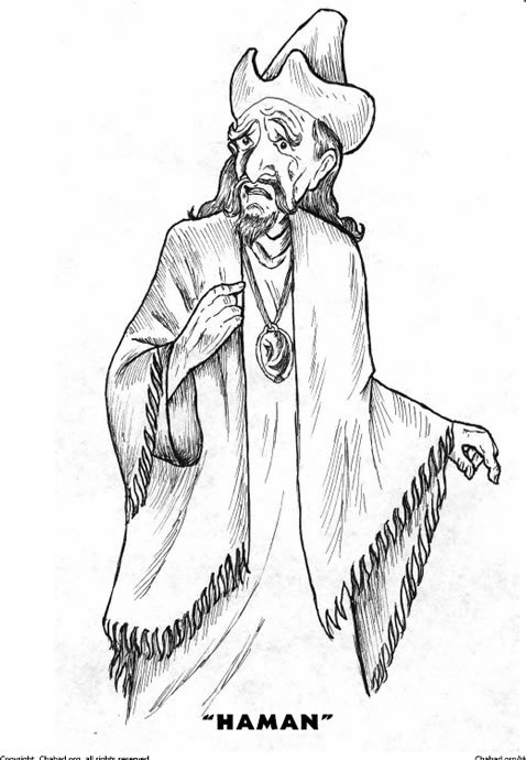 1000 images about purim on pinterest happy purim queen for Mordecai and haman coloring pages