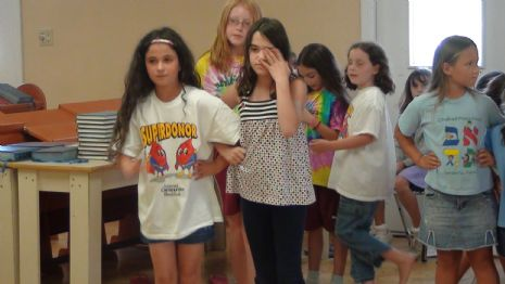Camp Gan Israel Third Week
