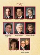 Past Honorees - 2007 (5768)