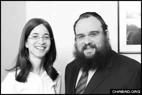 Rabbi Levi and Bassie Shemtov founded the Friendship Circle in 1994.