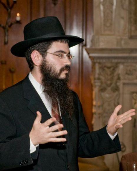 Rabbi Yossi Marcus